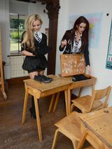 Nasty schoolgirls 00