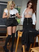 Nasty schoolgirls 03