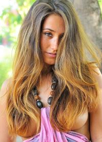 Hawaii style with Eva