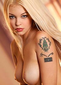 Bree Violet Nude