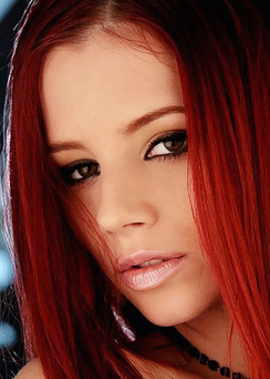 Redhead Ariel Seductive Babe