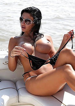 Aletta Ocean In Glasses